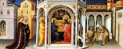 Fabriano Gentile da The Presentation In The Temple