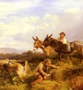 Cole George Ferreting In Surrey