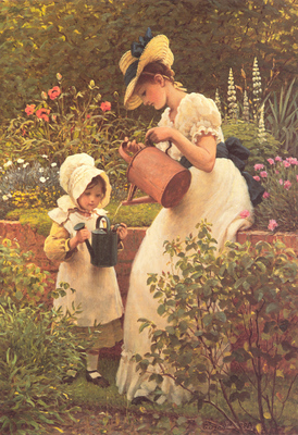 Leslie GD The Young Gardener