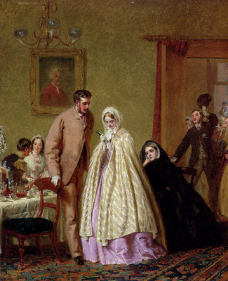 Hicks George Elgar The Wedding Breakfast