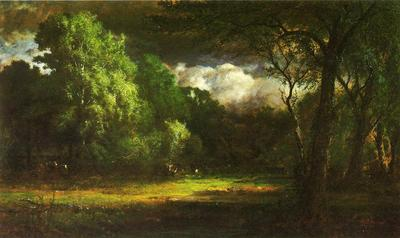 Inness George Medfield Massachusetts