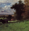 Inness George A Breezy Autumn