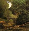 Inness George Cromwell s Bridge