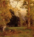 Inness George Late Afternoon