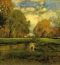 Inness George October