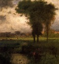 Inness George Summer Montclair