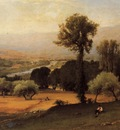 Inness George The Perugian Valley