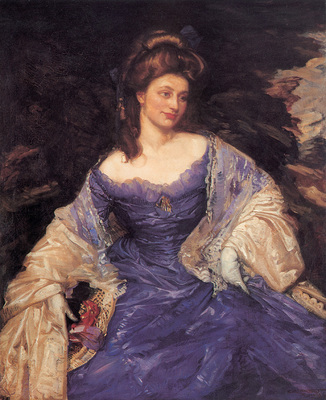 Lambert Miss Katherine Powell