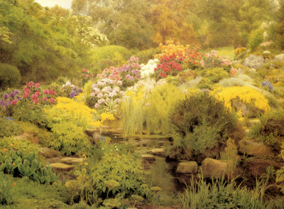 Marks George A Watergarden