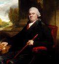 Romney George Portrait Of Sir Benjamin Truman