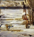 Bellows George Wesley A Morning Snow