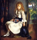 Bellows George Wesley Anne in White