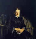 Bellows George Wesley Aunt Fanny aka Old Lady in Black