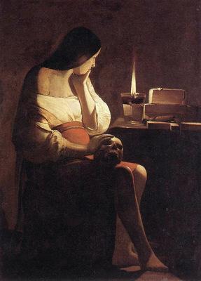 Magdalen of Night Light WGA