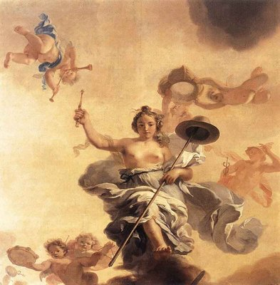 LAIRESSE Gerard de Allegory Of The Freedom Of Trade