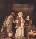 TERBORCH Gerard The Letter