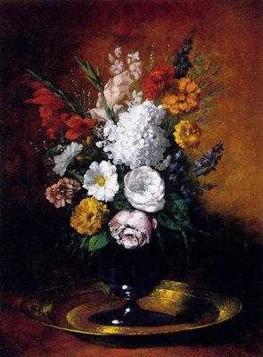 Ribot Germain Theodore vase