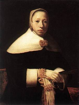 Portrait of a Woman WGA