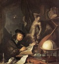 Painter in his Studio WGA