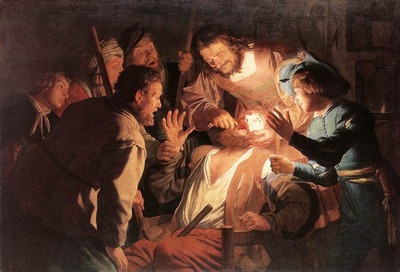 HONTHORST Gerrit van The Dentist