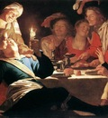 honthorst gerrit van the prodigal son