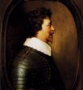 Honthorst Gerrit Van Portrait Of Frederik Hendrik