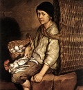 CERUTI Giacomo Boy With A Basket