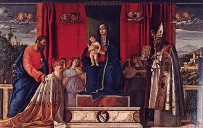 Barbarigo altarpiece EUR