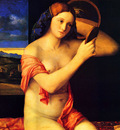 Bellini Giovanni Lady at her toilette