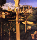 Bellini Giovanni The crucifixion