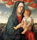 Madonna of the red angels EUR