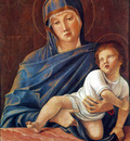 Madonna with the child EUR
