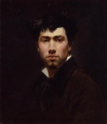 Boldini Giovanni Portrait of a Young Man