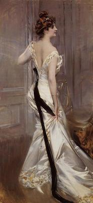 Boldini Giovanni The Black Sash