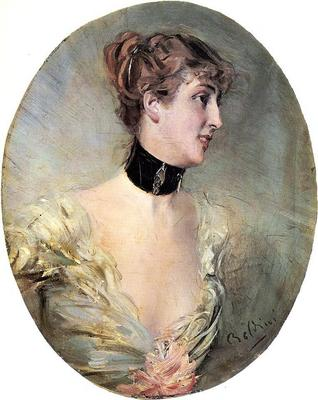 Boldini Giovanni The Countess Ritzer