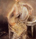 Boldini Giovanni Portrait of Rita de Acosta Lydig