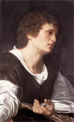 SAVOLDO Giovanni Girolamo Buts Of A Youth