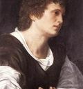 SAVOLDO Giovanni Girolamo Buts Of A Youth