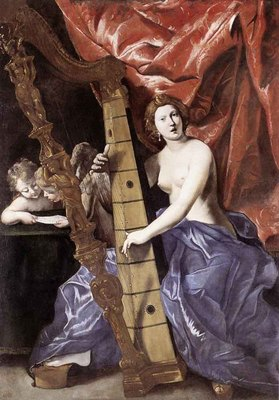 LANFRANCO Giovanni Allegory Of Music
