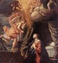 LANFRANCO Giovanni The Annunciation