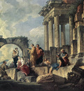 PANNINI Giovanni Paolo Apostle Paul Preaching On The Ruins
