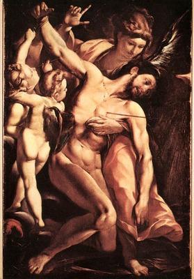 PROCACCINI Giulio Cesare The Martyrdom Of St Sebastian