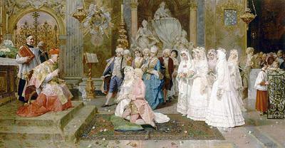 Rosati Giulio the wedding