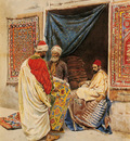 Rosati Giulio The Carpet Merchant