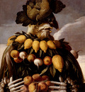 Arcimboldo Giuseppe The Seasons Pic1