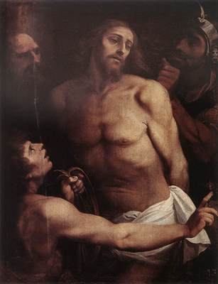CESARI Giuseppe The Mocking Of Christ