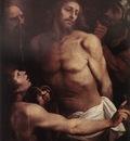CESARI Giuseppe The Mocking Of Christ