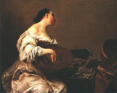 CRESPI Giuseppe Maria The Scullery Maid