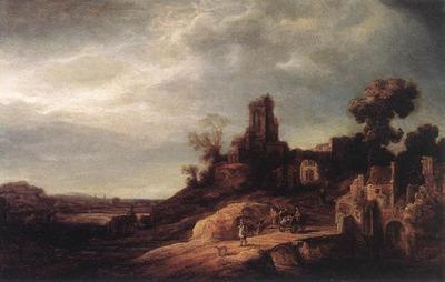 FLINCK Govert Teunisz Landscape