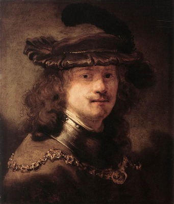 FLINCK Govert Teunisz Portrait Of Rembrandt